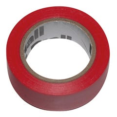 Banda izolatoare Diall, 19 x 10000 mm, rosu