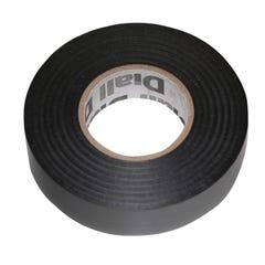 Banda izolatoare PVC Diall, 19 x 33000 mm, negru