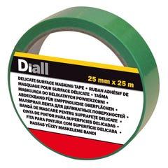 Banda mascare suprafete delicate Diall, latime 25 mm, lungime 25 m