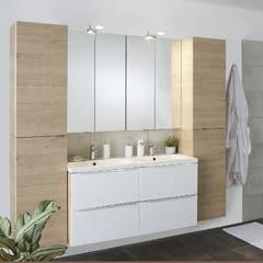 Baza dulap suspendat, alb , 120 x 60 x 45 - Imandra