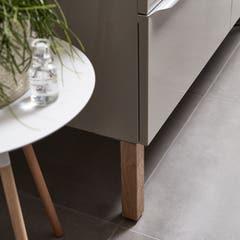 Picioare lemn 2.17, 4 x 4 x 21.7 cm • Good Home Imandra