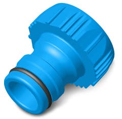 Adaptor furtun pentru debit mare, 19 mm