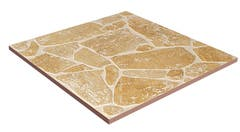 Gresie exterior, bej, exterior, 33.3 x 33.37 mm, 1.66 mp/cutie • Sahara