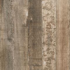 Gresie decorativa maro, 45 x 45 cm, acoperire 1.215 mp/cutie • Atelier