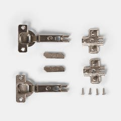 Balama standard cabinet, unghi 110 GR • Titus