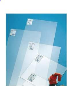 Geam sintetic Hobbyglass, 50 x 50 x 0.2 cm, transparent