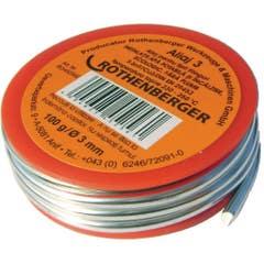 Aliaj Rothenberger de lipire, 100 g/ 3 mm, cupru