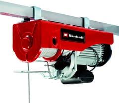Electropalan TC-EH 1000, 1600 W, incarcare cu/fara scripete 999/500 kg • Einhell