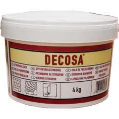 Adeziv polistiren si termoizolatii, 4 kg • Decosa