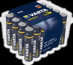 Set 24 baterii alcaline LR3 AAA • Varta