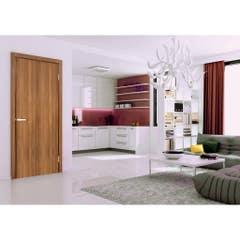 Foaie usa interior PVC reversibila Blank, 70 x 200 cm, anin