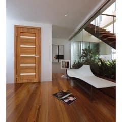 Foaie usa interior PVC reversibila Milena, 80 x 200 cm, anin
