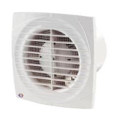 Ventilator cu timer Vents, 100 mm, 14W, 150 x 120 x 108.5 mm