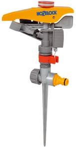Aspersor pulsator pentru gradina, 60 - 360 grade • Hozelock