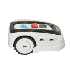 Robot de tuns iarba, electric, latime de taiere 16 cm, 20 V, 2 Ah • Mac Allister