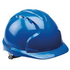 Casca de protectie, albastra