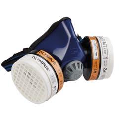 Semimasca pentru protectia fetei cu filtru, A1P2