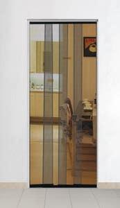 Plasa de tantari pentru usa din lamele 95 x 220 cm