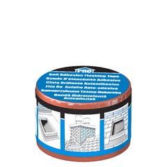 Banda izolatoare Roof Pro, culoare teracota, 1000 x 10 mm