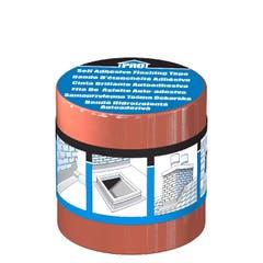 Banda izolatoare Roof Pro, culoare teracota, 300 x 15 mm
