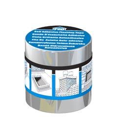 Banda izolatoare aluminiu Roof Pro, 300 x 15 mm
