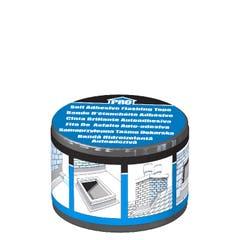 Banda izolatoare Roof Pro, culoare gri, 1000 x 10 mm