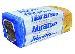 Vata bazaltica Fibrangeo B-030 AL, 1200 x 600 x 100 mm x 3.6 mp
