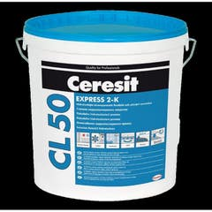 Adeziv pentru hidroizolatie Henkel Ceresit CL50, acoperire 1.4 kg/mp, culoare gri