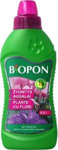 BIOPON INGRAS. PLANTE CU FLORI 0.5