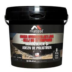 Membrana de etansare lichida pe baza de bitum Matizol, 10 kg