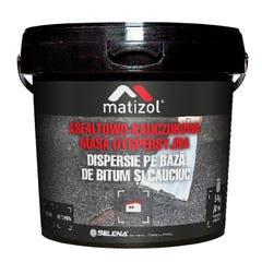 Emulsie bituminoasa pentru izolarea acoperisurilor Matizol, 5 kg, negru
