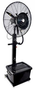 Ventilator cu pulverizare pentru exterior, 160 W, diametru 66 cm, rezervor 41 L • Vortex