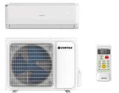 Aer conditionat fix, 12000 BTU, kit de instalare inclus • Vortex
