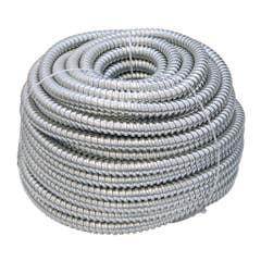 Tub flexibil otel zincat 9 x 50000 mm