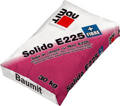 Sapa de ciment C20 - Solido E225 + fibre, 30 kg