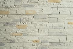 Placare murala exterior, crem, exterior, 37 x 10, 1 mp/cutie • Neo Artic