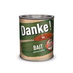Bait pentru interior si exterior Danke, 0.75 l, culoare tec