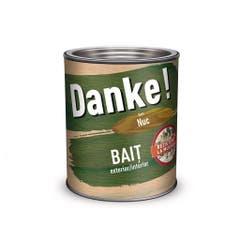 Bait pentru interior si exterior Danke, 0.75 l, culoare nuc
