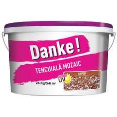 Tencuiala de soclu Danke, 24 kg, culoare Napoli