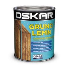 Grund pe baza de apa pentru lemn Oskar, 0.75 l, aspect lucios