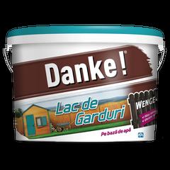 DANKE LAC DE GARDURI WENGE 8L