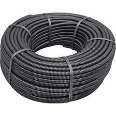 Tub flexibil pentru cablu, cu fir, 50 m x 20 mm, 750N