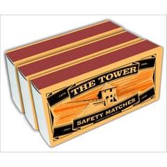 Chibrituri menaj, 3 cutii