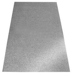 Tabla zincata Lisa, 0.35 mm, 1 x 2 m