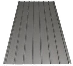 Tabla zincata cutata, H12, 0.35 mm, 2 x 0.91 m, zinc