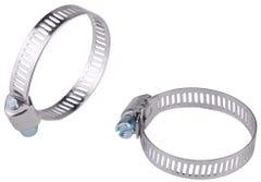 Set 10 coliere metalice pentru furtun cu diametrul 25-40 mm • Evotools