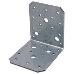 Coltar tip 4, 60 x 60 x 45 mm, zincat alb