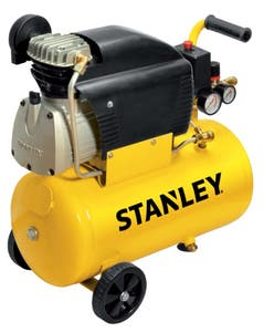 Compresor aer, Stanley, 24 l, 2 cp, 8 bar
