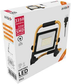 Proiector LED 50W SUP 1.5M 244X303 • Avide