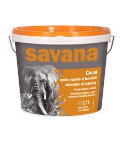 Grund tencuiala inchis, 2.7 l • Savana
